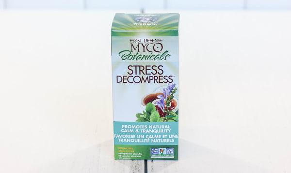 Organic MycoBotanicals Stress Decompress