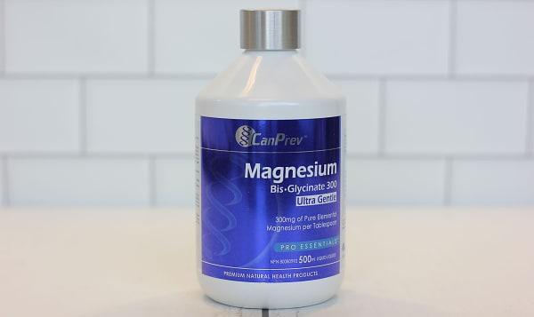 Magnesium Bis-Glycinate 300 Ultra Gentle Liquid