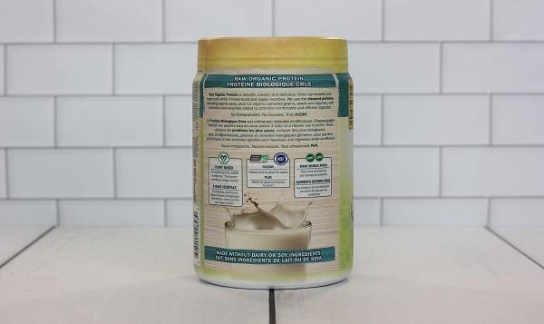 Organic RAW Protein - Unflavoured