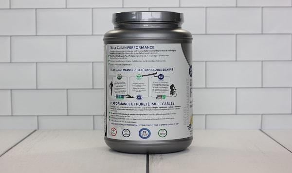 Organic SPORT Plant Based Protein - Vanilla