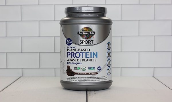 Organic SPORT Plant Based Protein - Chocolate