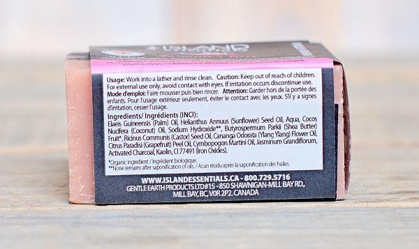 Jasmine's Kiss (Ylang Ylang Grapefruit Jasmine) Bar Soap