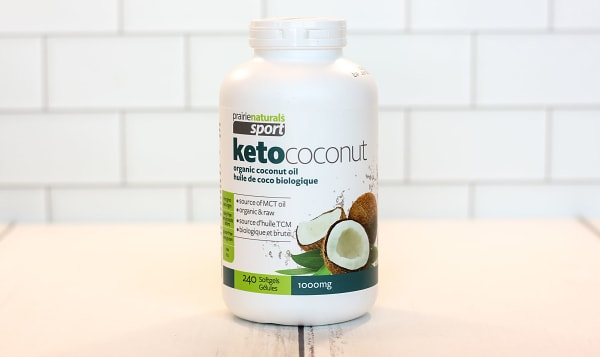 Organic Sport Ketococonut - 100% Pure Coconut Oil