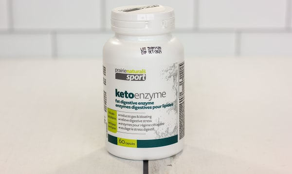 Prairie Naturals KetoEnzyme, 60 Veg-Caps | Shop at SPUD ca