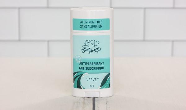 Organic Antiperspirant - Verve