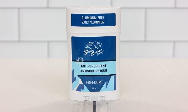 Organic Antiperspirant - Freedom