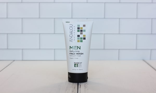 Mens Refreshing Face Wash