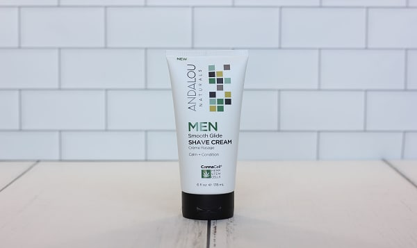 Organic Men's Smooth Glide Shave Cream