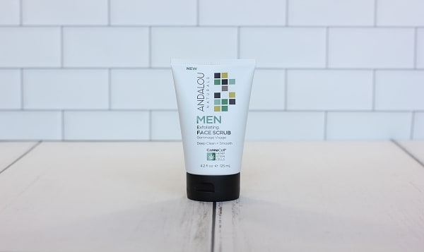 Men's  Exfoliating Facial Scrub