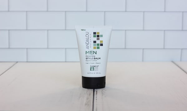 Organic Men's Grooming Style Balm