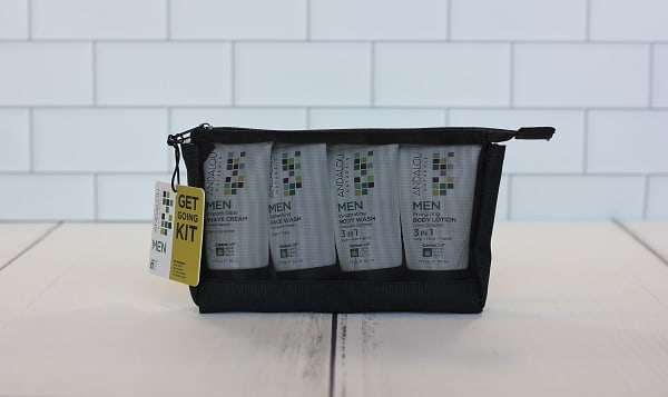 Organic Men's Get Going Kit