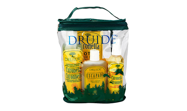 Organic Citronella Outdoor Kit