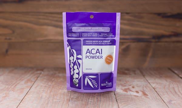Organic Acai Freeze Dried Acai Powder