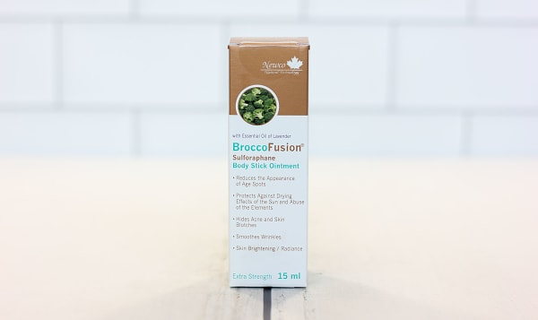 BroccoFusion Sulforaphane Stick