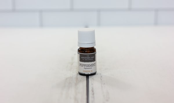 Organic Japanese Peppermint, Essential Oil