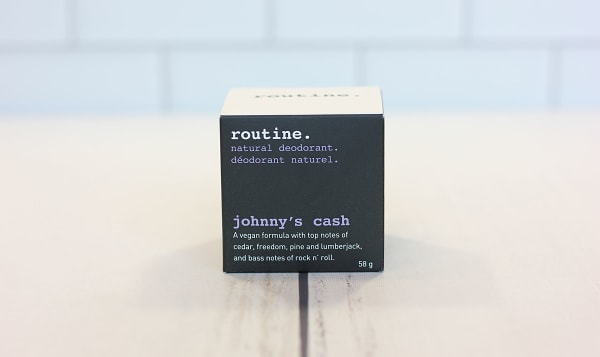Johnny's Cash Deodorant