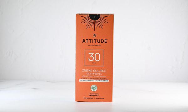 Mineral Sunscreen SPF 30 - Orange Blossom