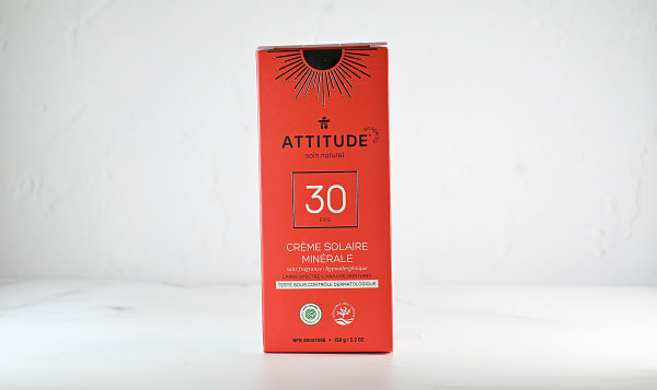 Mineral Sunscreen SPF 30 - Fragrance-free
