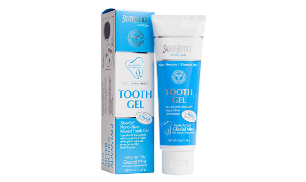 Tooth Gel - Glacial Mint
