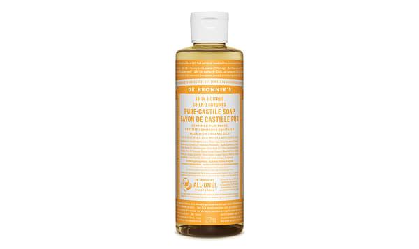 18-in-1 Hemp Pure-Castile Soap - Citrus