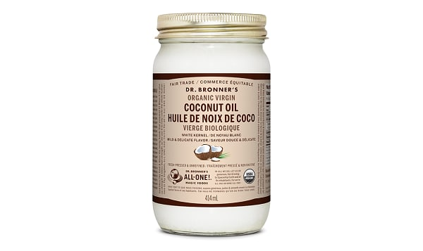White Kernel Organic Virgin Coconut Oil