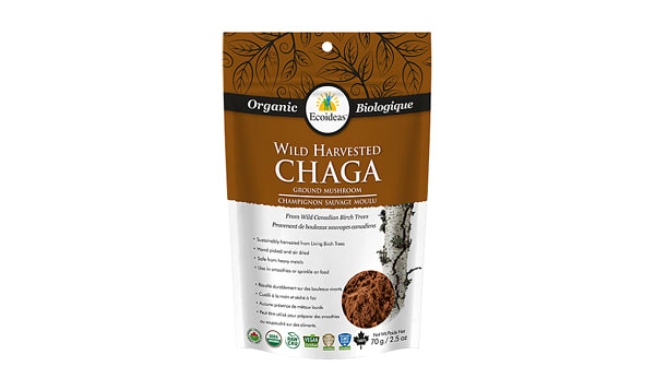Organic Chaga - Ground