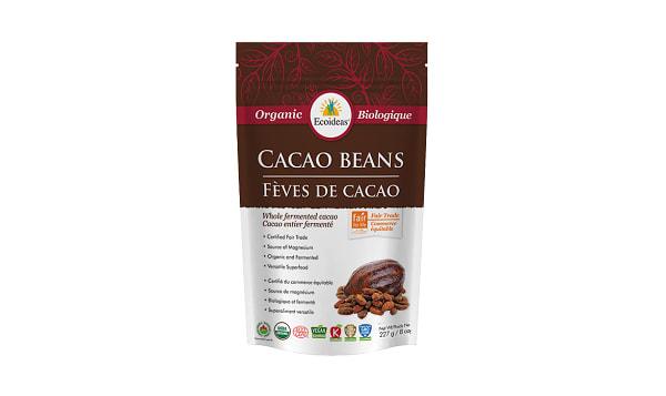Organic Cacao Beans - Fair Trade