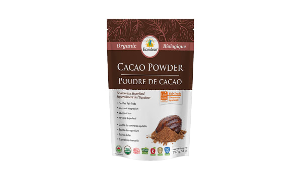 Organic Cacao Powder - Fair Trade