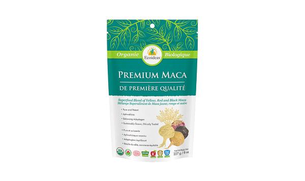 Organic Premium OSS Maca