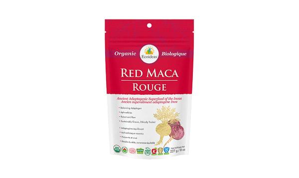 Organic Red Maca