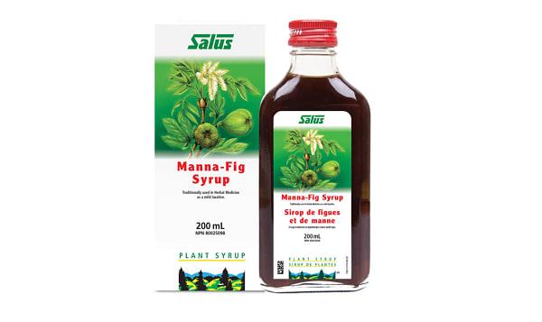 Manna-Fig Syrup