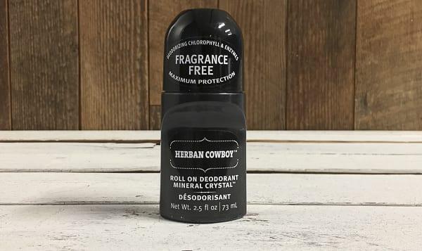 Organic Herban Cowboy Org Deodorant