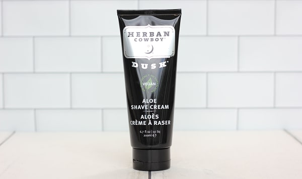 Organic Dusk Aloe Shave Cream