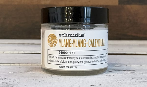 Ylang-Ylang Calendula Deodorant, Jar