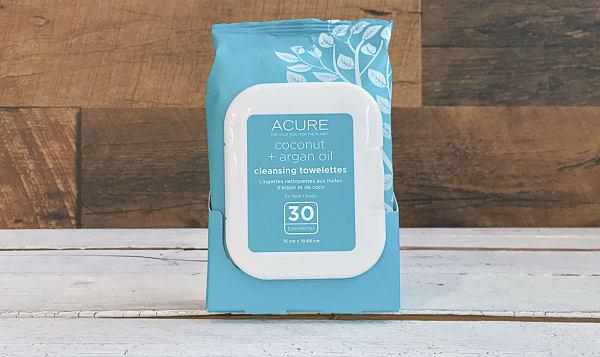 Coco + Argan Brightening Oil Towelettes