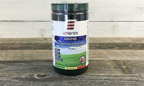 Organic Greens Mixed Berries