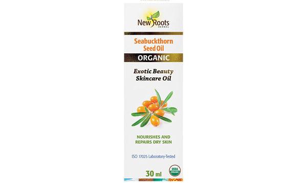 Organic Seabuckthorn Seed Oil