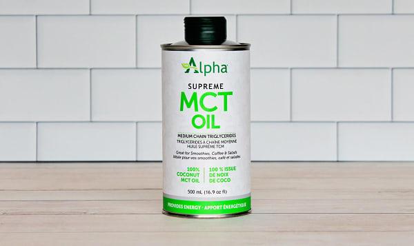 Supreme MCT Oil