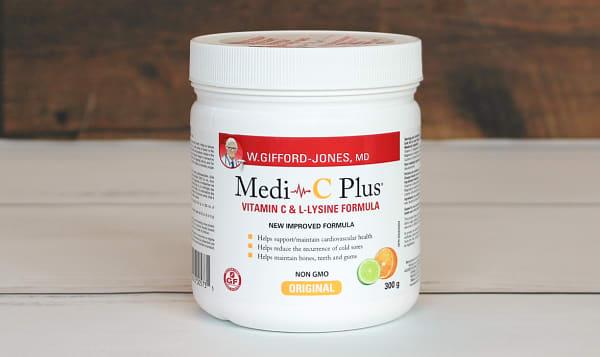 Medi C Plus - Citrus