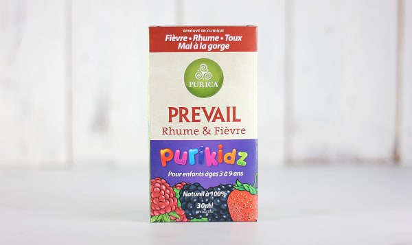 Purikidz Prevail Cold and Fever