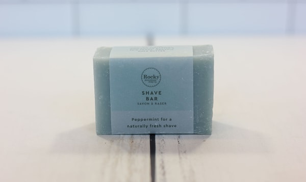 Peppermint Shave Bar