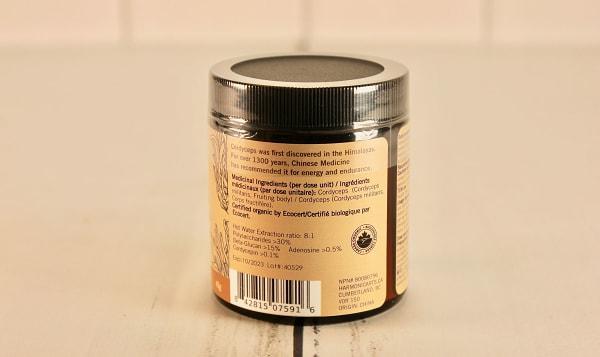 Organic Cordyceps Concentrated Mushroom Powder