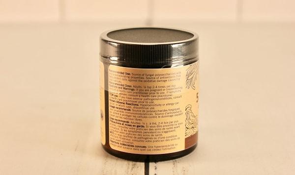5 Mushroom Dual-Extract Powder