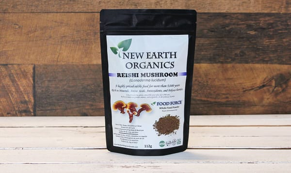 Organic Activation Extracted Reishi Mushroom