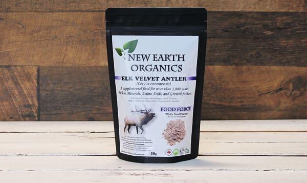 Organic Elk Velvet Antler