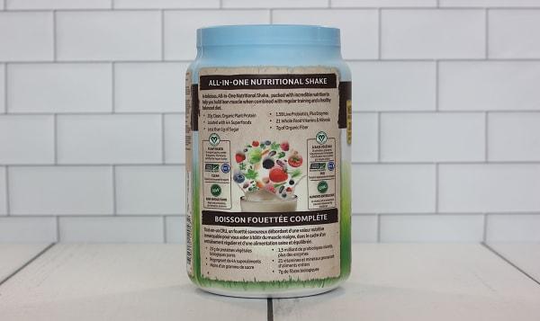 Organic RAW All-In-One Shake - Chocolate