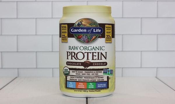 Organic RAW Protein - Chocolate