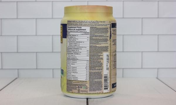 Organic RAW Organic Protein - Vanilla
