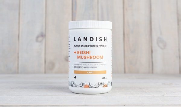 Functional Protein Powder +Reishi Mushroom   Chai