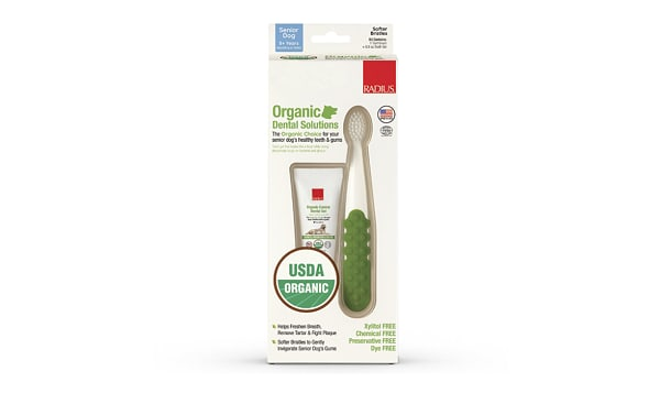 Organic Canine Dental Solutions Kit - Senior